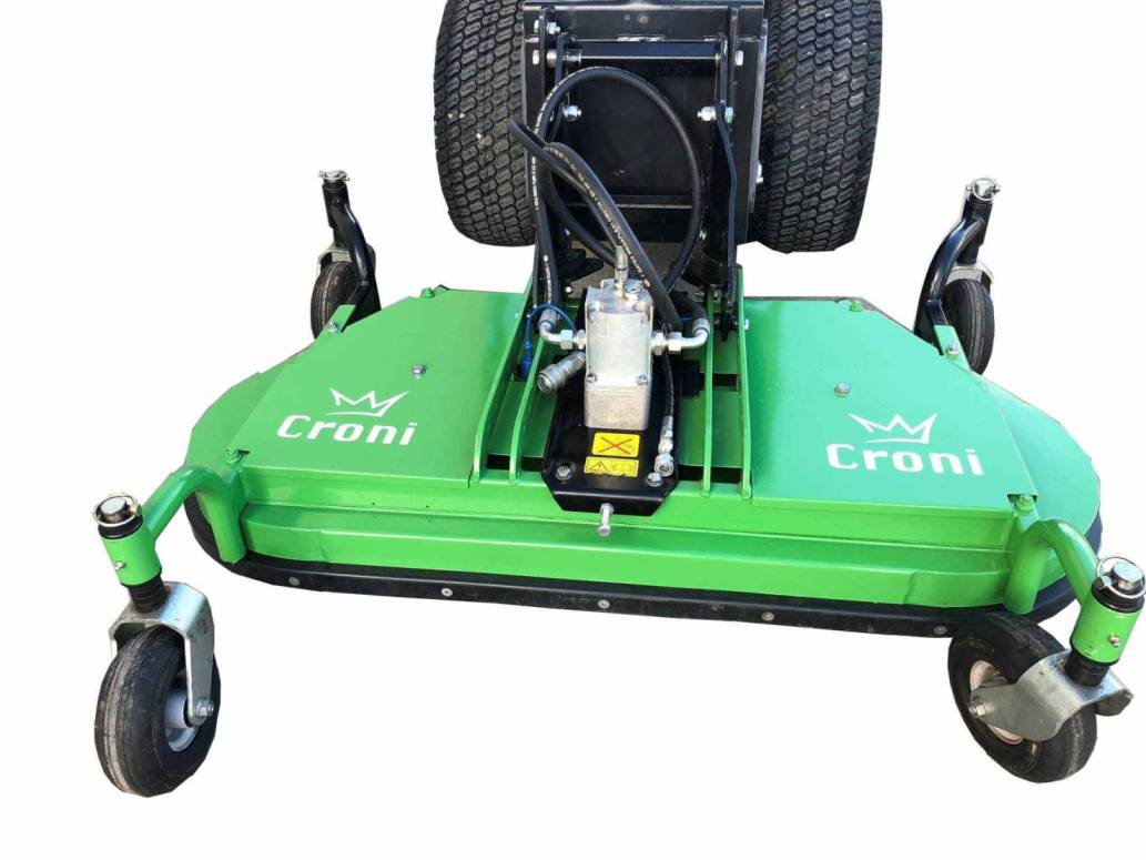 Lawn mower from Croni